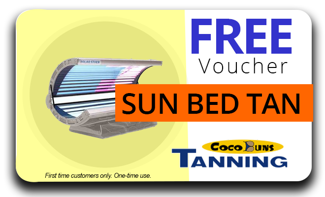 Sun Bed Coupon